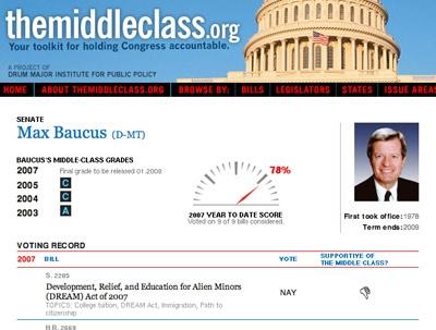 themiddleclass org baucus.JPG